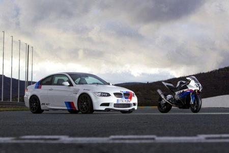BMW M3 vs BMW S 1000 RR