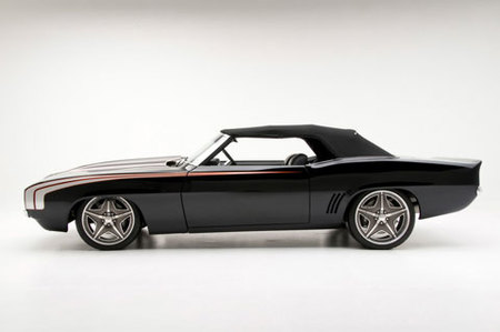 1969 Chevrolet Convertible Supercar by Modern Muscle