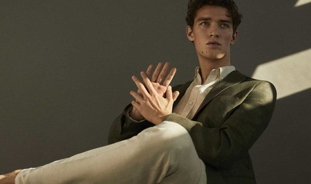 Massimo Dutti Linen Collection Hombre Spring Summer 2019 3