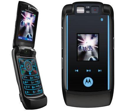 MOTORAZR MAXX, el móvil HSDPA de Motorola