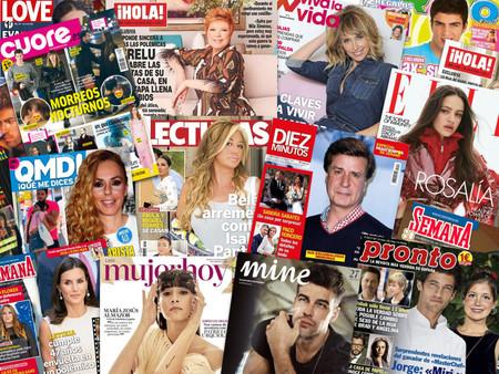 El baño Belén Esteban entre delfines, Iker y Sara salen de paseo con un gesto feo y la reina Sofía ¡SO-LA!: las portadas de la prensa rosa de la semana del 26 de agosto