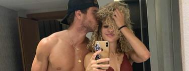 Sheila Casas desnuda a su novio Adrián Pedraja frente al espejo del baño: vaya pedazo de secreto tenía 'Puenteviejo'