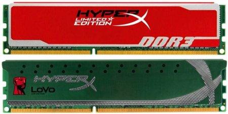 Nuevas Kingston HyperX LoVo y en edición limitada