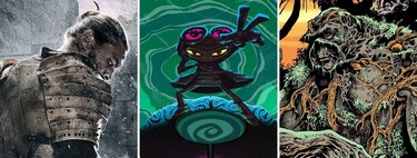 13 estrenos y lanzamientos imprescindibles para el fin de semana: 'Reminiscencia', 'See', 'Psychonauts 2', Swamp Thing y mucho más