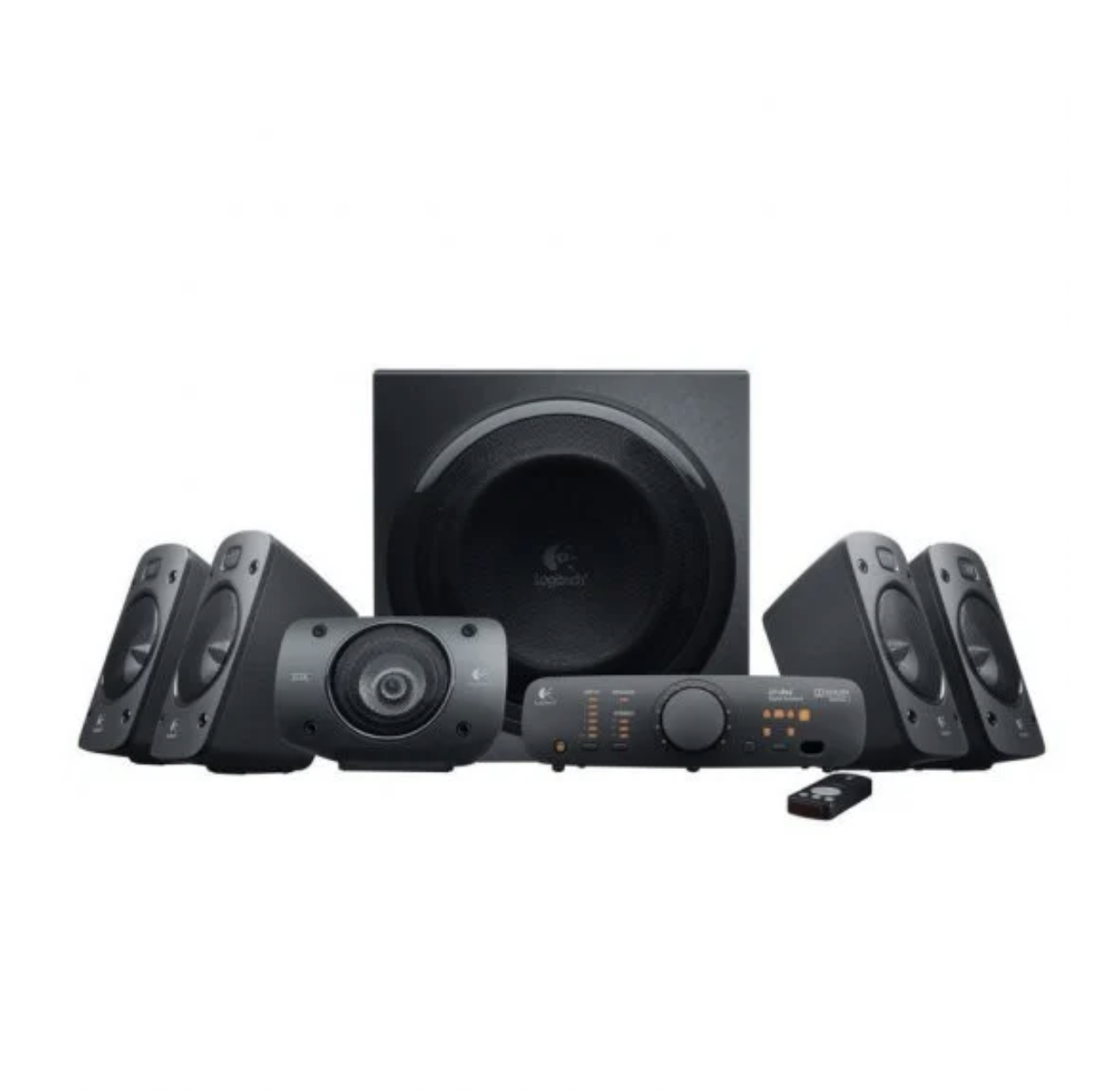 Logitech Speaker System Z906 500W 51 THX Digital
