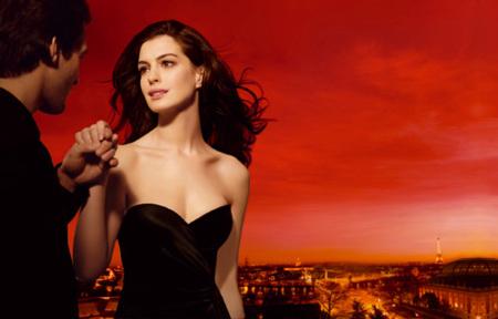 Anne Hathaway imagen de Magnifique de Lancôme