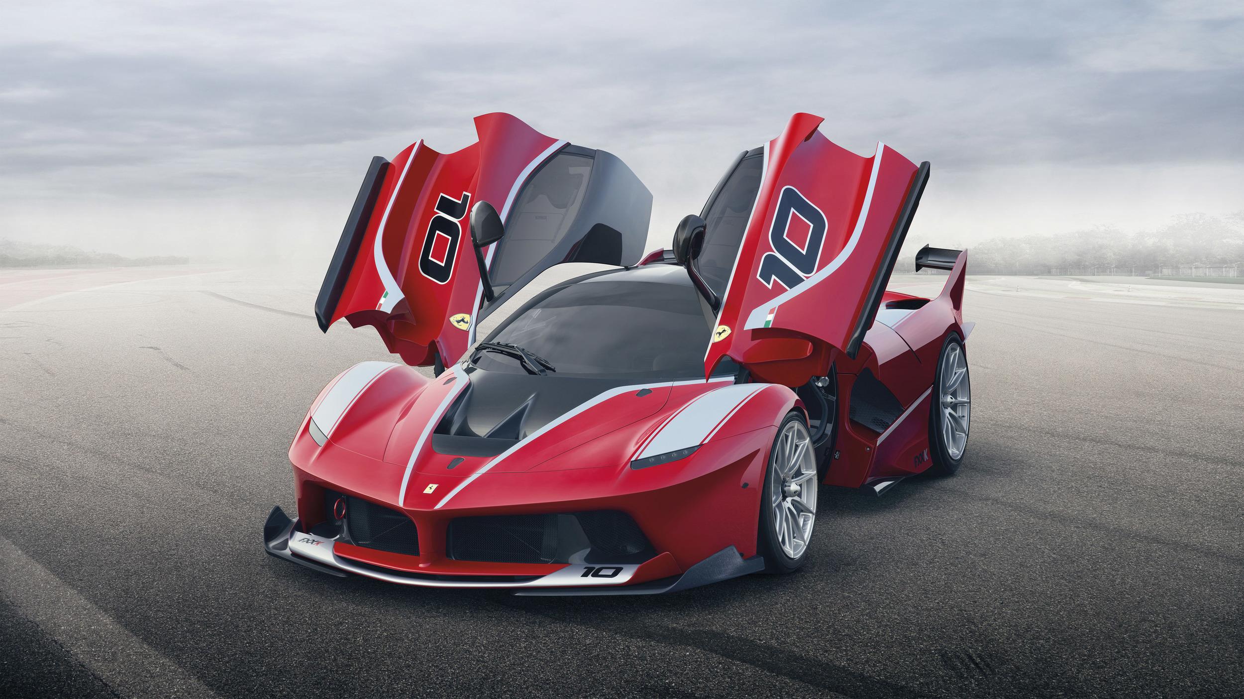 Foto de Ferrari FXX K (5/5)