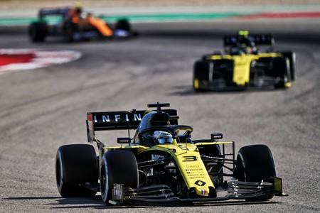 Ricciardo Austin F1 2019