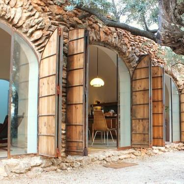 Una casa cueva para disfrutar de unas vacaciones es posible, con este alojamiento de Airbnb