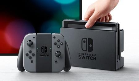 Consola Nintendo Switch por sólo 260 euros y envío gratis con este cupón