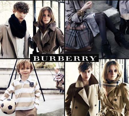Burberry cotiza ya con lo más granado de la bolsa londinense