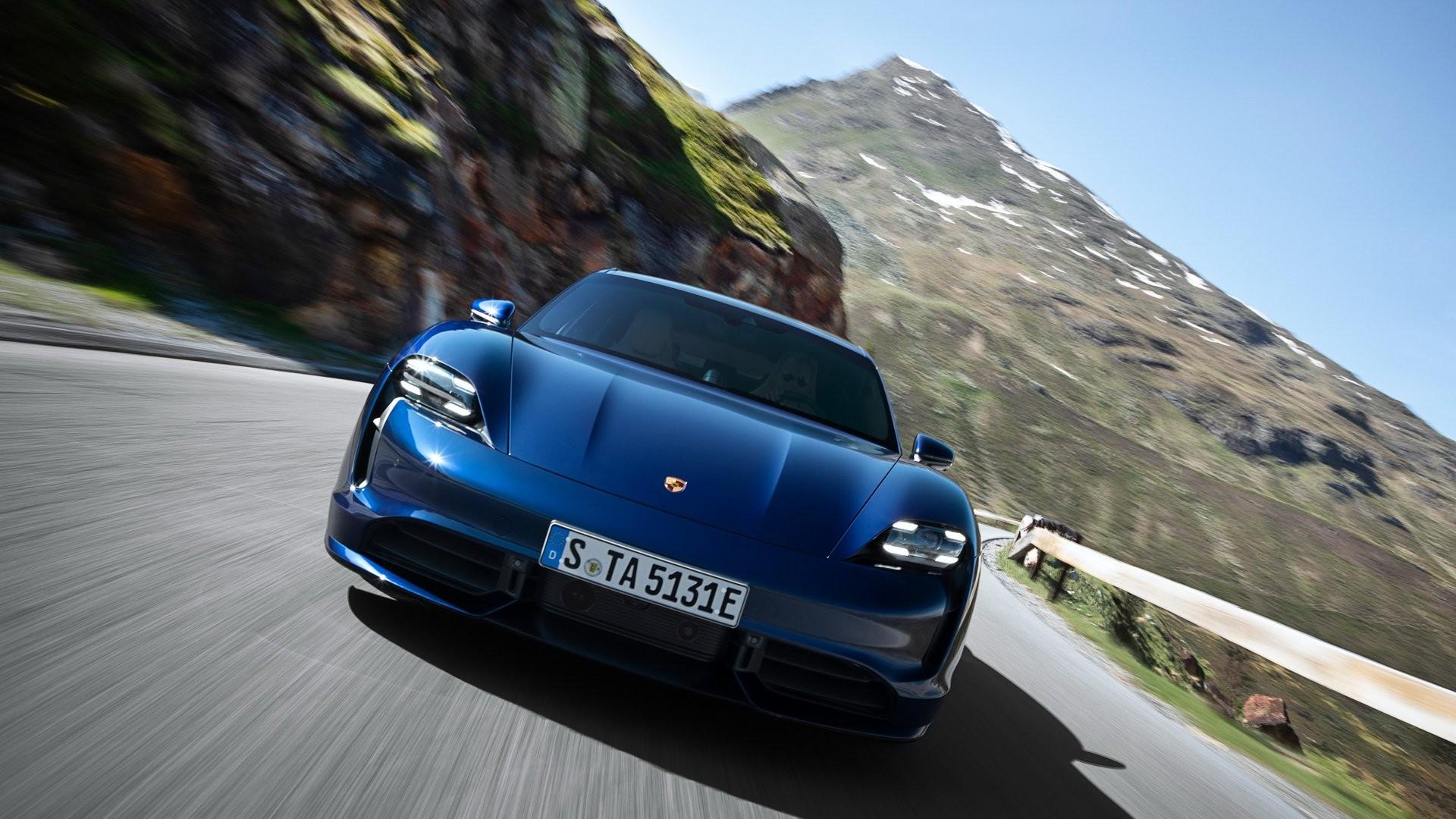 Foto de Porsche Taycan (21/29)