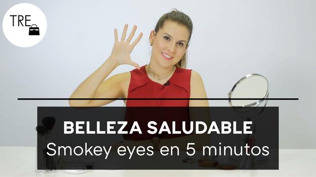Nuevo vídeo de YouTube: Si solo tienes 5 minutos, toma nota de este tutorial de maquillaje