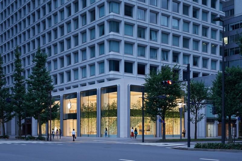 La nueva Apple Store de Tokio abrirá sus puertas el próximo 7 de septiembre