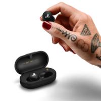 Marshall ya tiene auriculares verdaderamente inalámbricos: los Mode II llegan con una cuidada estética y hasta 25 horas de autonomía
