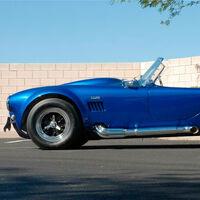 El único Shelby Cobra 427 Super Snake que queda vivo se ha subastado por 5,5 millones de dólares