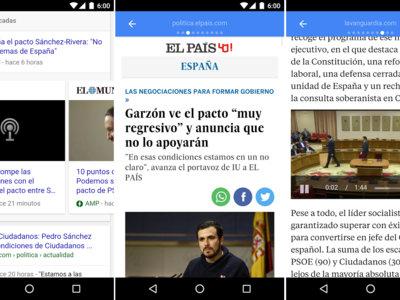 Google Search estrena la carga acelerada de noticias, ahora abrirán hasta 4 veces más rápido