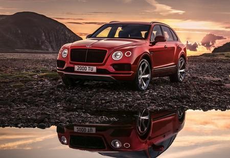 Bentley Bentayga 20000 Unidades Construidas 3