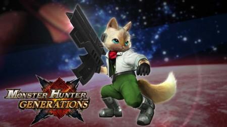 Star Fox se presenta en Monster Hunter Generations con un peculiar tráiler