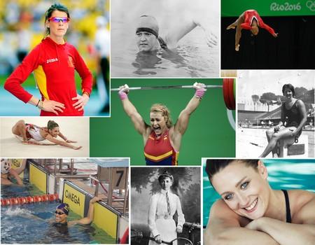17 mujeres que son historia del deporte