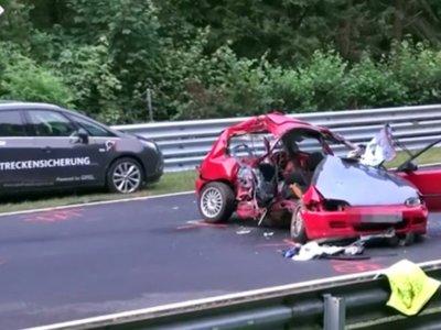 Dos fallecidos en Nürburgring cuestionan de nuevo la seguridad del Infierno Verde