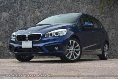 Probamos el BMW Serie 2 Active Tourer y ahora no entendemos para qué querríamos un SUV