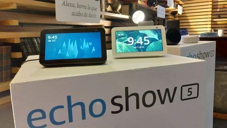 Echo Show 5 llega a México: el nuevo asistente inteligente de Amazon con pantalla táctil y Alexa, este es su precio