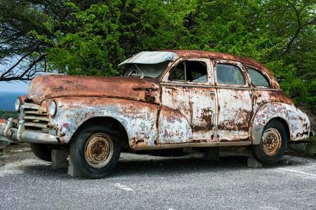 Vintage Car 384688 1920