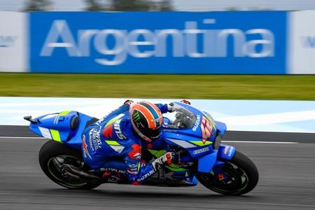 Alex Rins Argentina