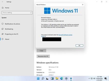 Microsoft registra quejas por infracciones de copyright tras la filtración de una versión de Windows 11