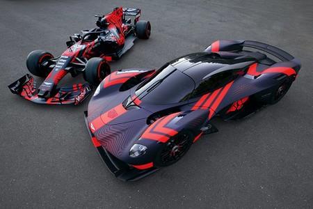 Aston Martin Red Bull Valkyrie Silverstone