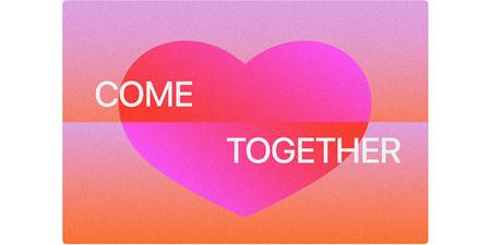 La colección 'Come Together' de Apple Music quiere aliviar el distanciamiento social de los suscriptores