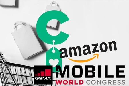 La semana del Mobile World Congress se celebra también en Amazon: con ofertas en telefonía y accesorios
