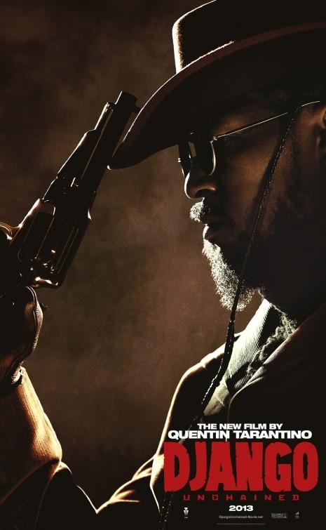 Foto de 'Django desencadenado', los carteles (3/9)