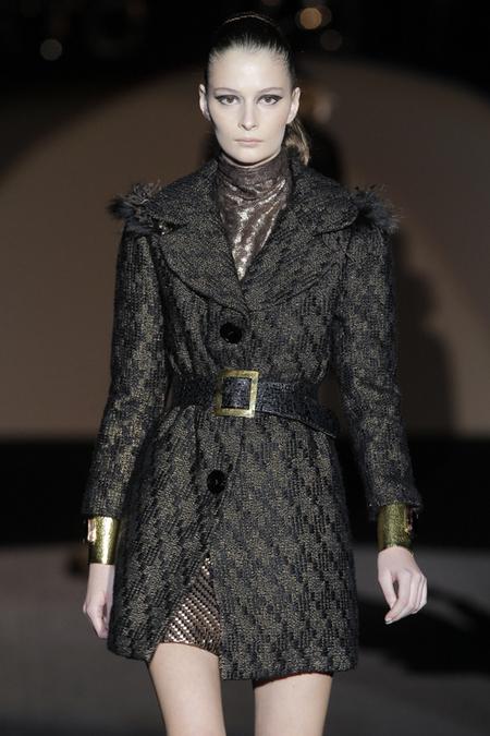 Fashion Week Madrid nos trae algunas claves para el próximo otoño: el maquillaje se centra en los ojos