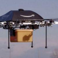 Los drones de Amazon se echan a volar (en pruebas) fuera de los EEUU