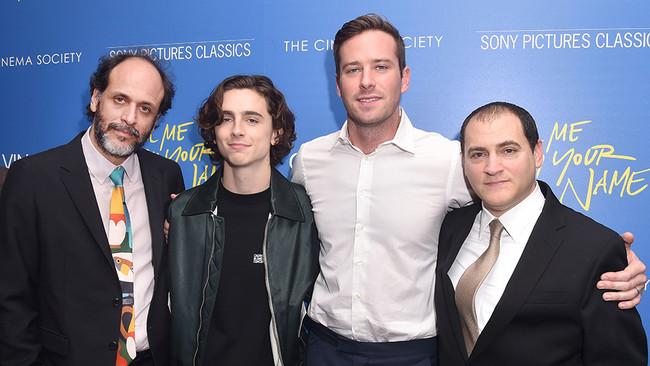 Los premios Gotham confirman a 'Call me by Your Name' y 'Déjame salir' como favoritas al Óscar