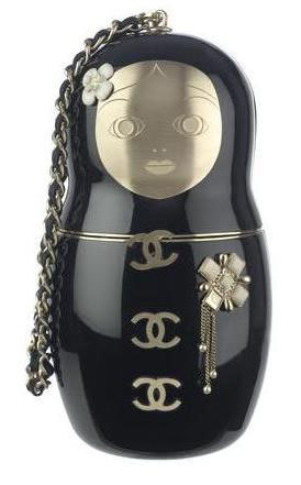 Chanel Russian Doll, bolso matrioska