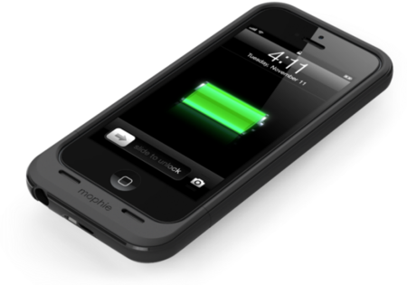Mophie coloca más autonomía al iPhone 5