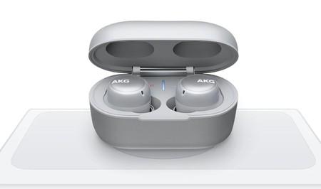 Con protección frente al agua, cancelación de ruido y sin cables: así son los nuevos auriculares AKG N400