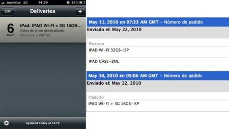 Apple empieza a enviar los primeros iPads a la vez que se agotan todas las unidades
