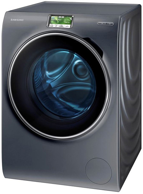 samsung le pone precio a su lavadora inteligente ww9000. Black Bedroom Furniture Sets. Home Design Ideas