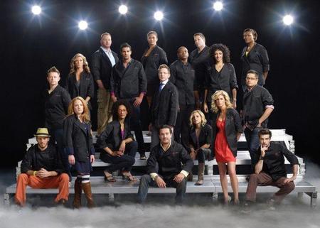 Imagen con el casting de Top Chef: All Stars