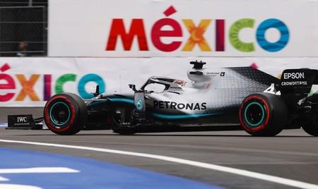 Hamilton Mexico F1 2019