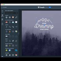 Freepik ya tiene su propio Canva: un editor con plantillas para crear todo tipo de diseños bonitos sin ser diseñador