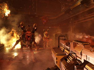Aquí tienes una hora de la campaña de Doom