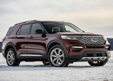 Ford Explorer 2020: Precios, versiones y equipamiento en México