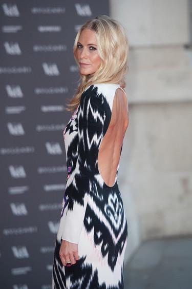 La noche en que la moda italiana conquistó a las famosas en Londres