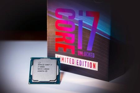 Intel Core i7-8086K: un guiño al histórico 8086 que alcanza los 5 Ghz