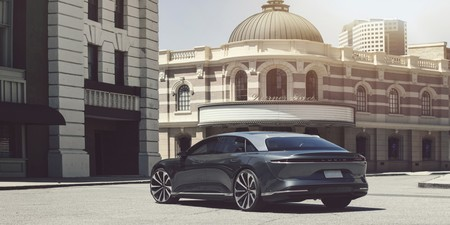 Lucid Air Trasera
